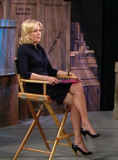 diane sawyer shoes