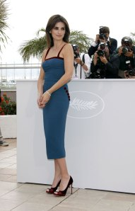Penelop Cruz at Cannes