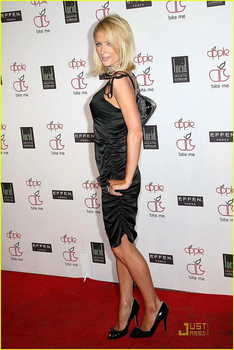 Paris hilton dress-4946