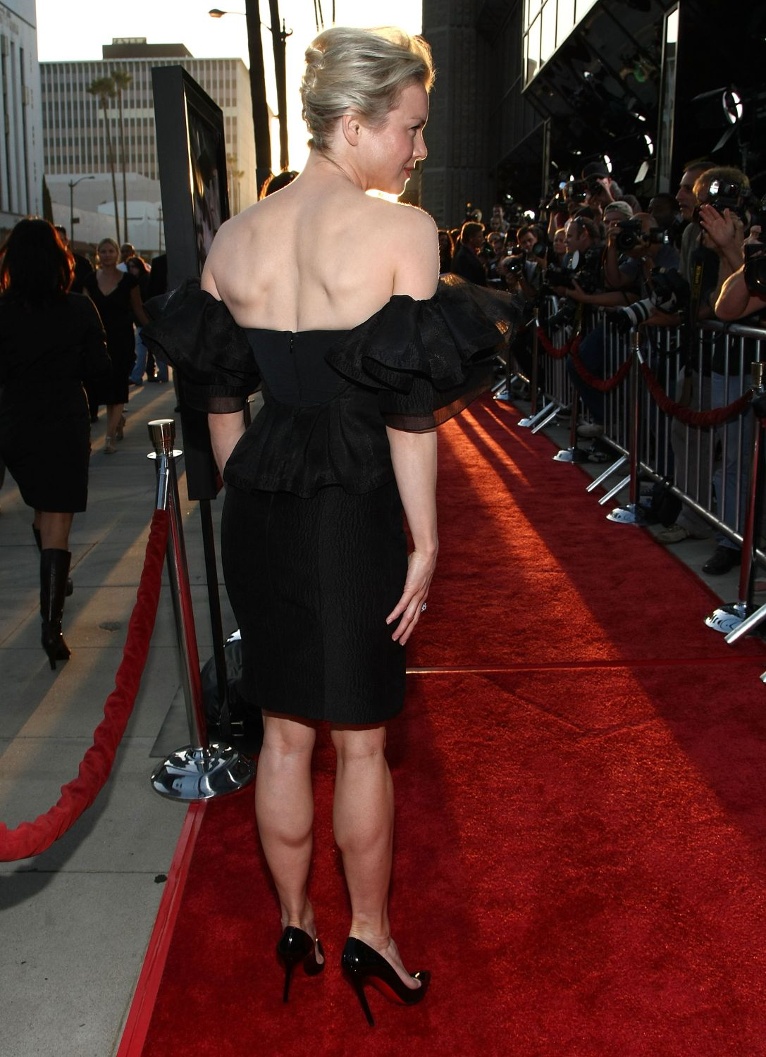 renee zellweger best celebrity legs in high heels Â« only in high ...