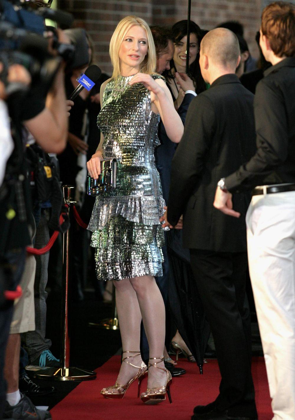 Cate Blanchett Couple