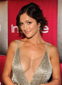 minka kelly instyle warnerbros goldenglobe awards party