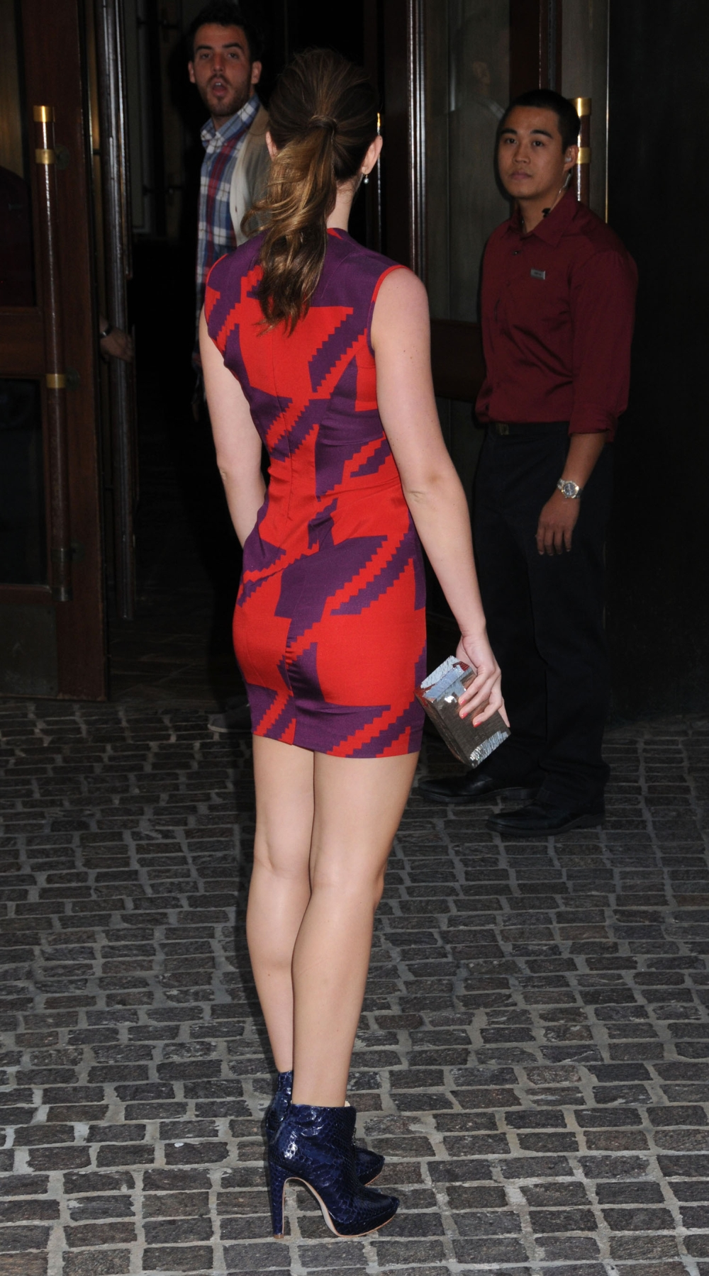 Leighton Meester  Only In High Heels-7558