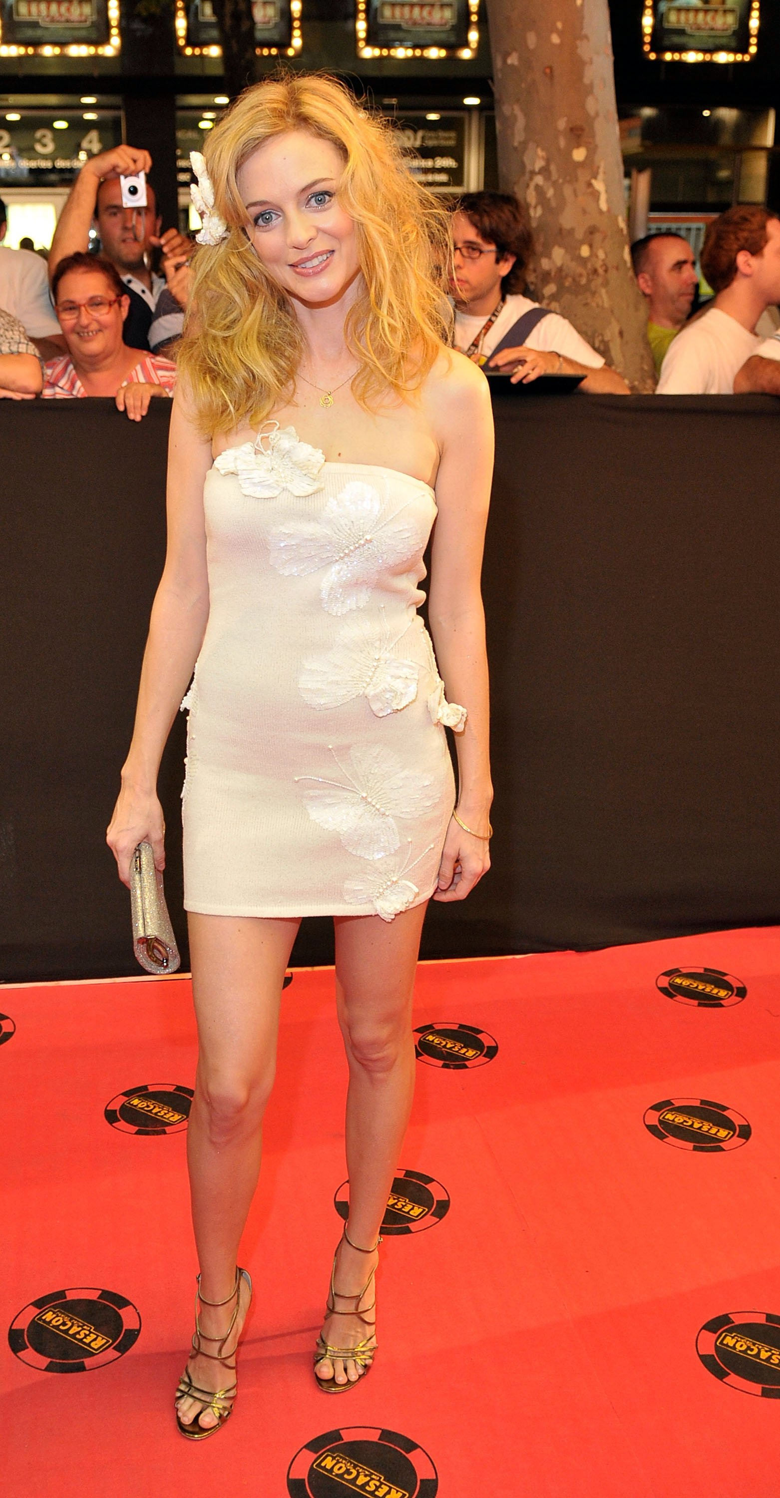 Heather graham legs