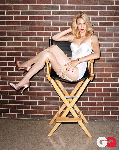 january jones hot. January Jones Has Sexy Legs in