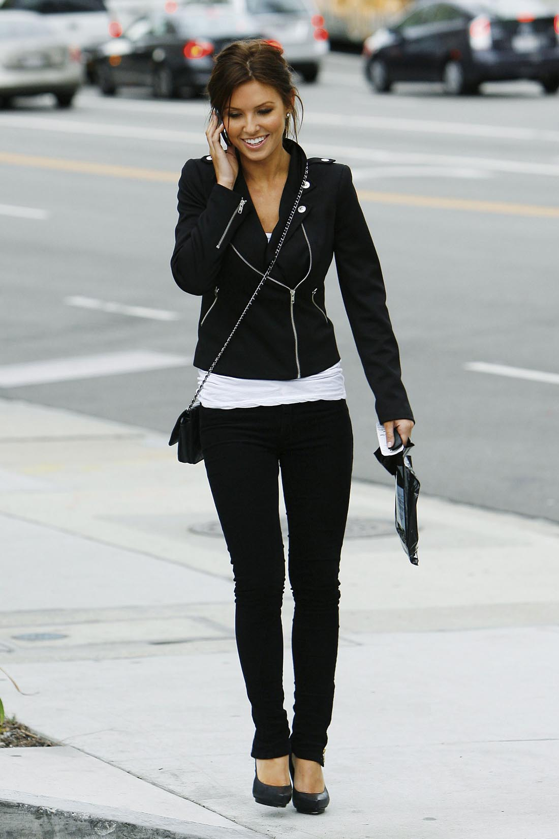 Recommend you Audrina patridge skinny