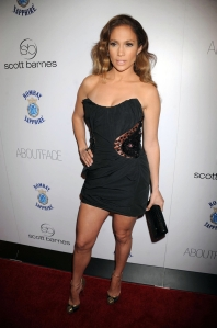 jennifer lopez in high heels