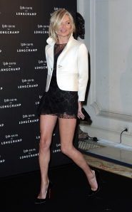 kate moss sexy legs in high heels