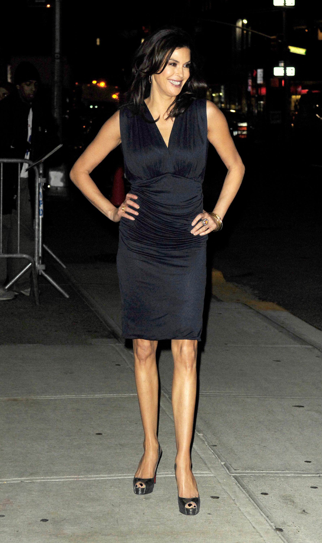 Teri Hatcher Legs Only In High Heels