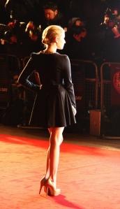 emma roberts sexy legs in high heels