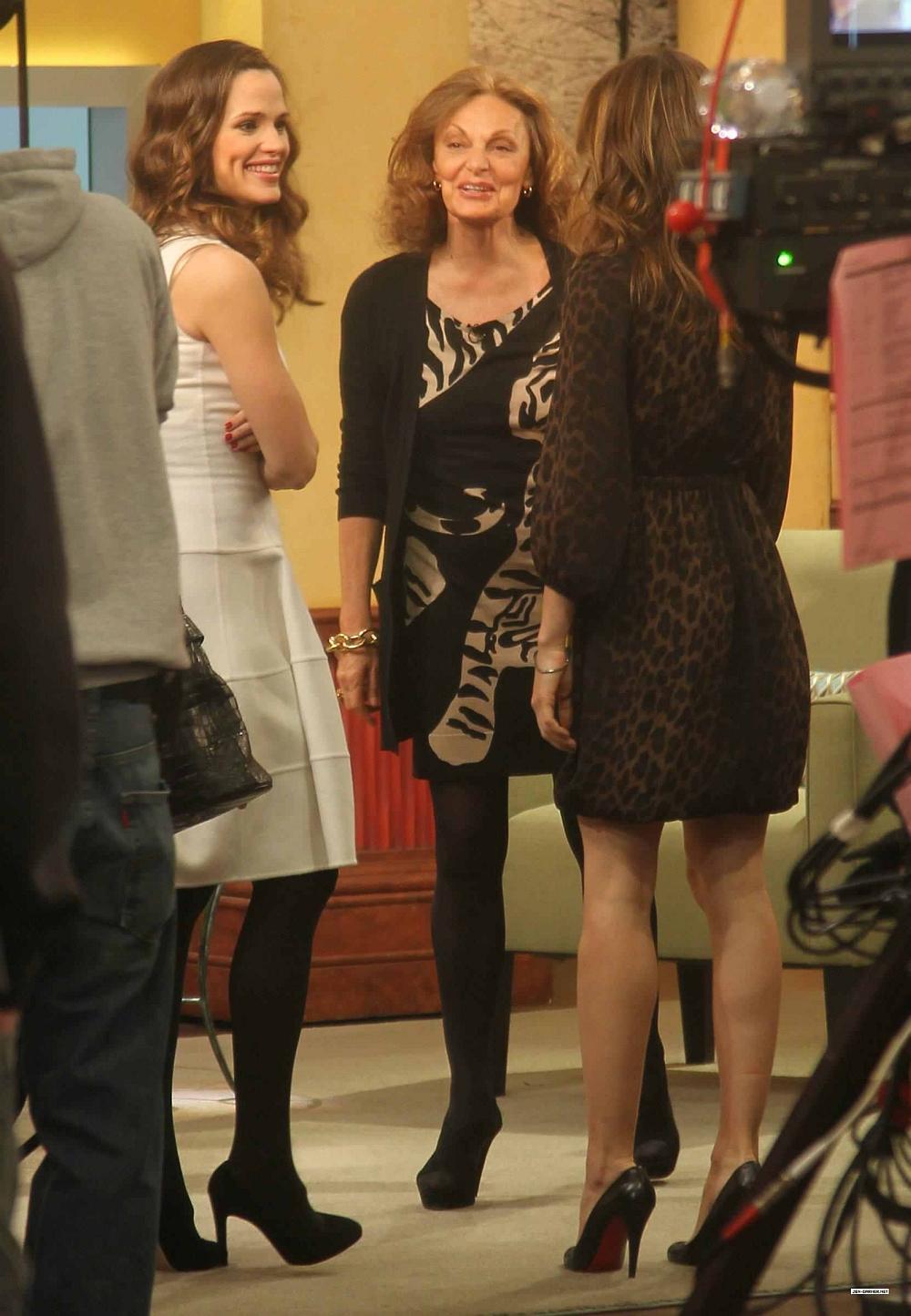 Jessica Biel in a Short Skirt and High Heels Pinterest