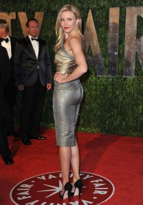 Cameron Diaz vanity fair awards sexy legs in high heels