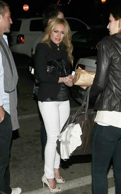Hilary Duff Only In High Heels