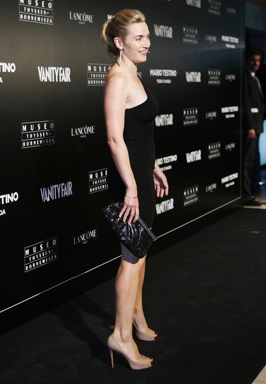 Kate Winslet 2nd Anniversary Vanity Fair Party in Madrid