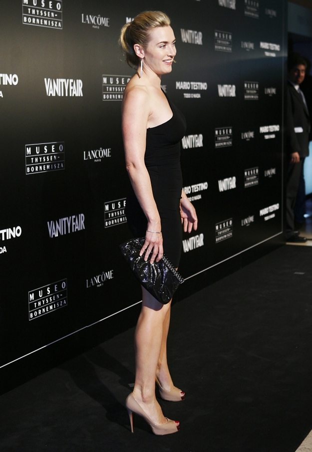 Kate Winslet 2nd Anniversary Vanity Fair Party in Madrid