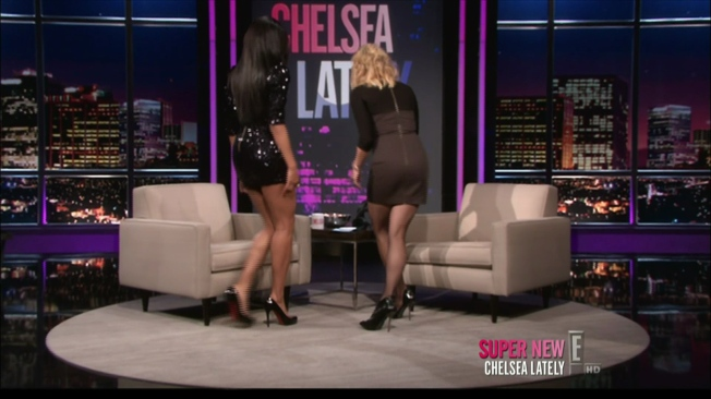 chelsea lately and ciara
