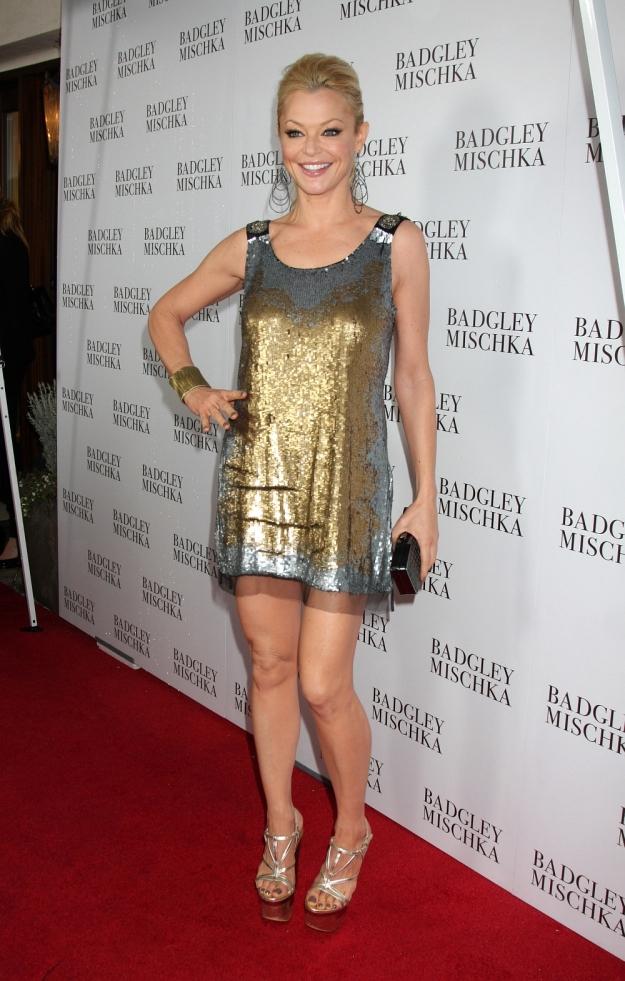 Charlotte Ross legs