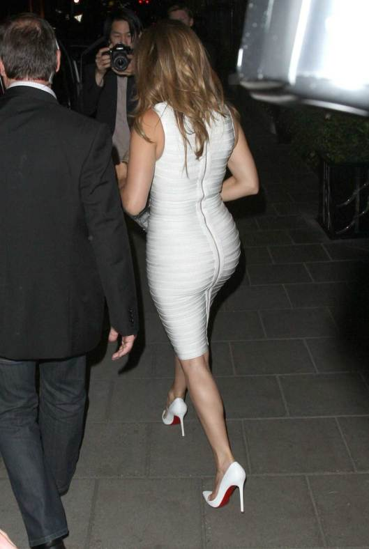 jennifer lopez booty legs and heels