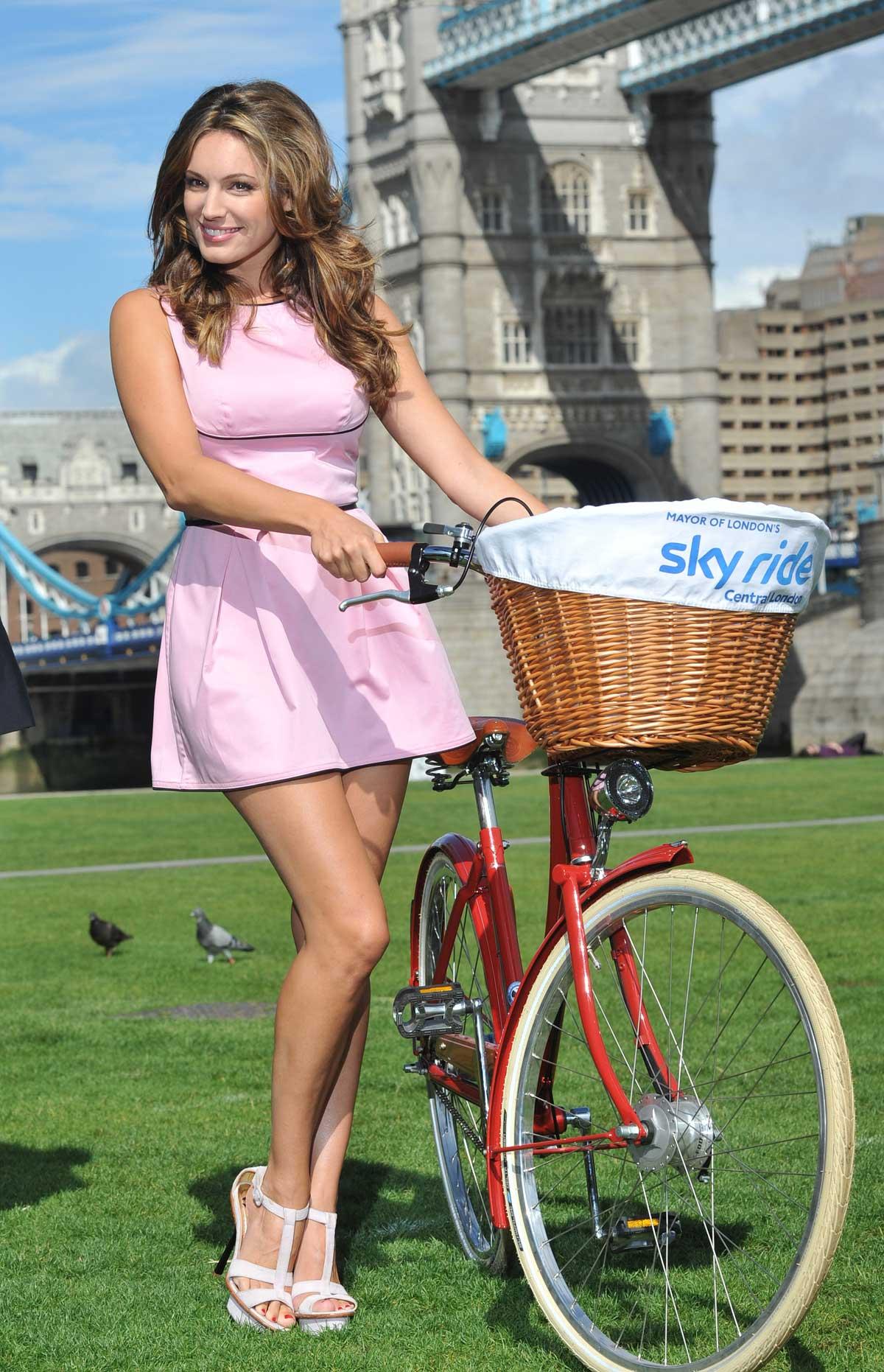 Sara Jean Underwood Bike Best bicycle | only in high heels