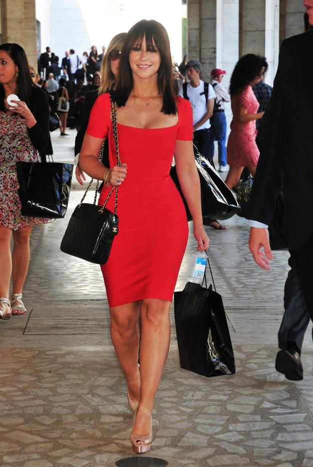 jennifer love hewitt red dress