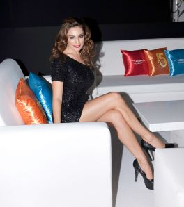 Kelly Brook New Look's Celebration of 5 Years in Dubai1