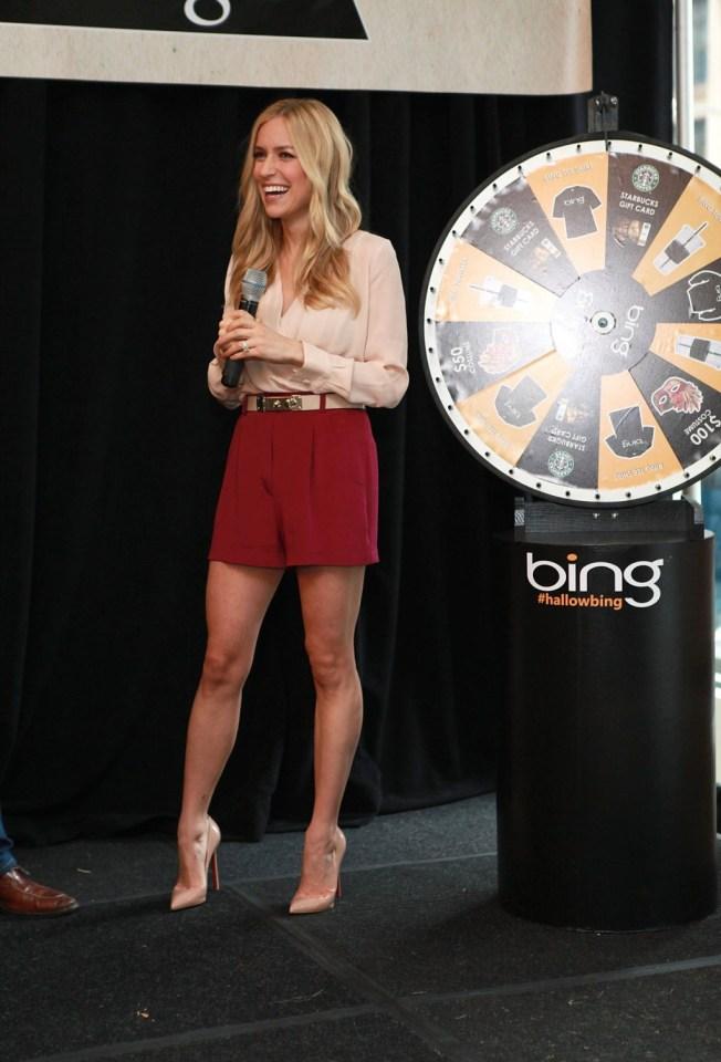 Kristin Cavallari legs in shorts