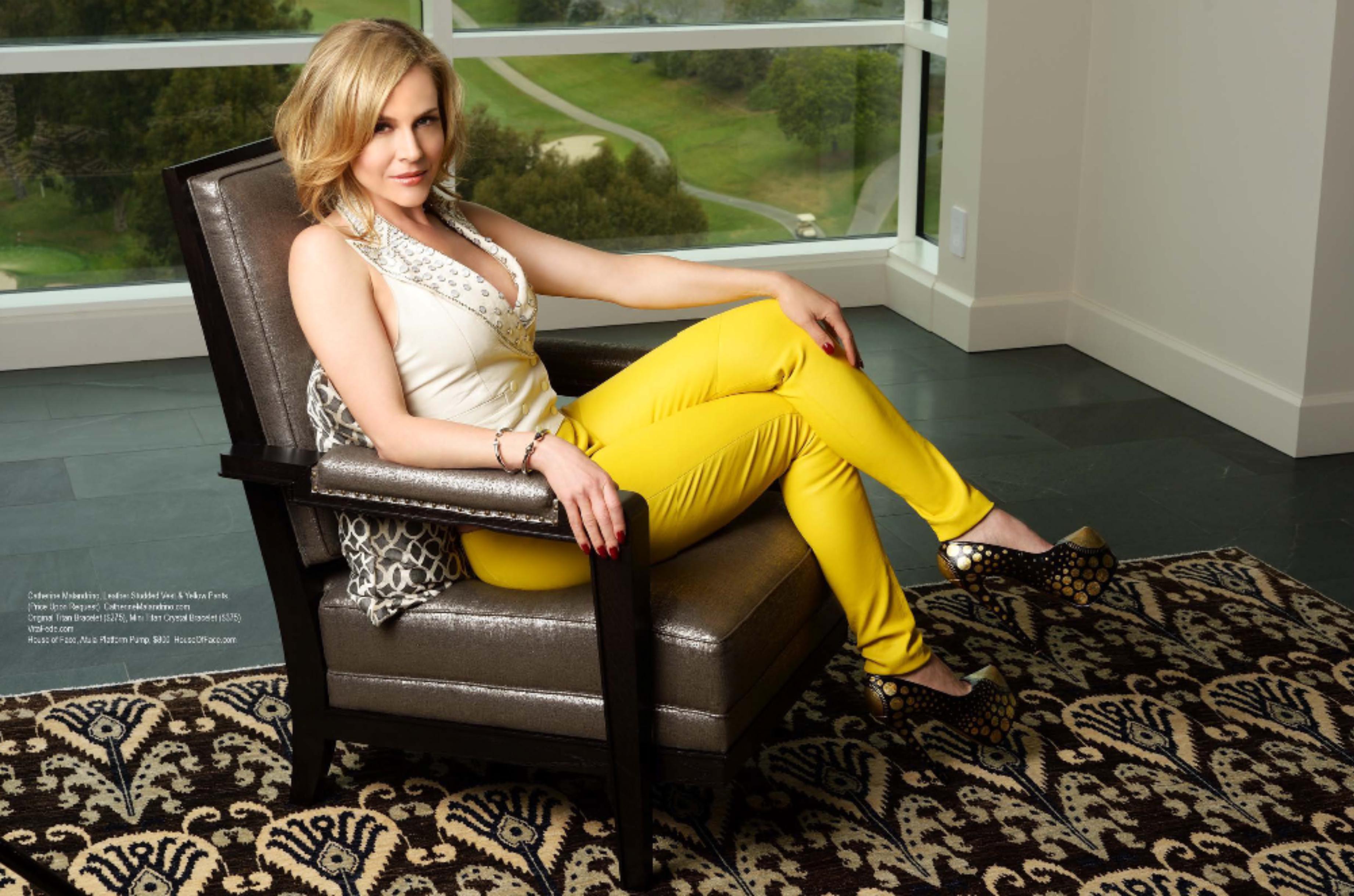 Celebrities in Skinny Jeans and High Heels | Eva Longoria ...