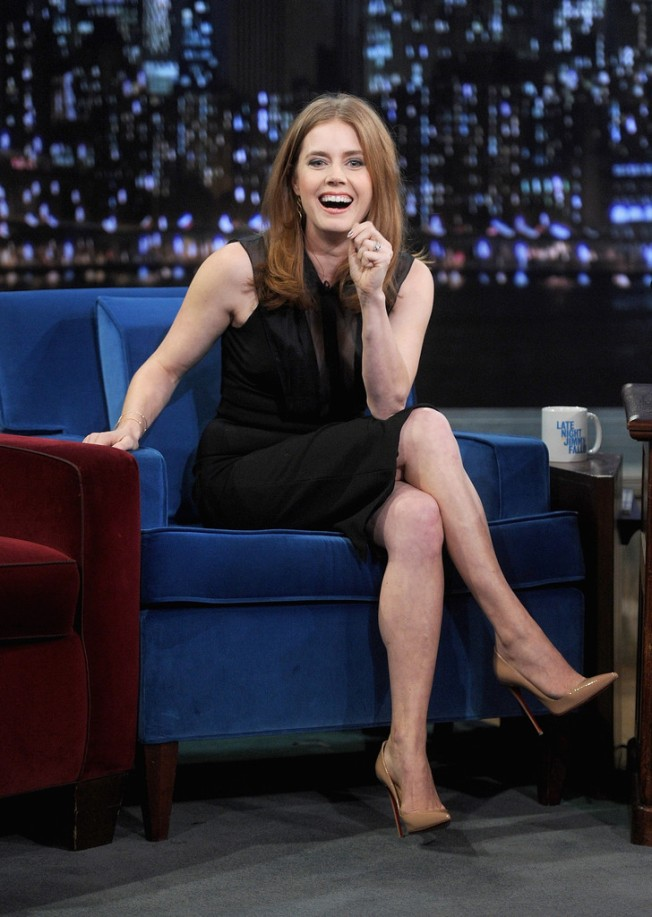 amy adams jimmy fallon