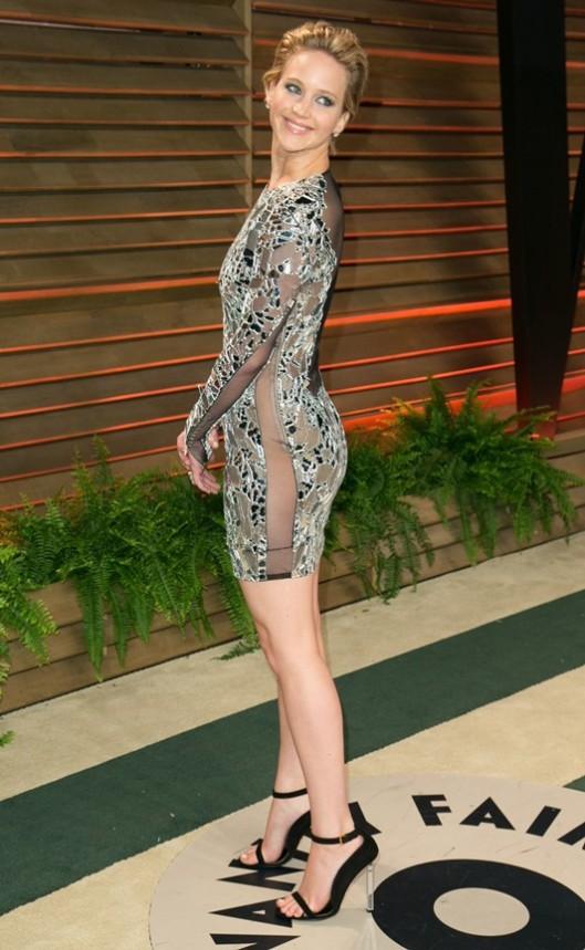 Jennifer Lawrence legs