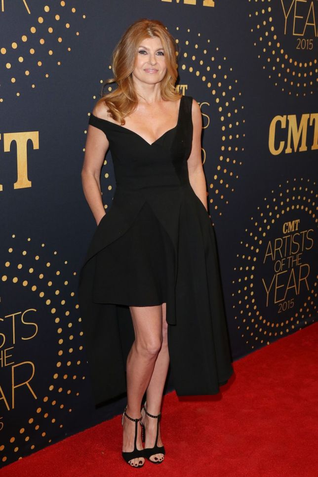 connie britton legs