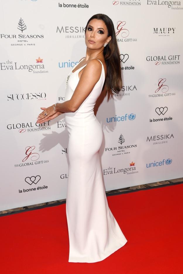 eva longoria Global Gift Gala