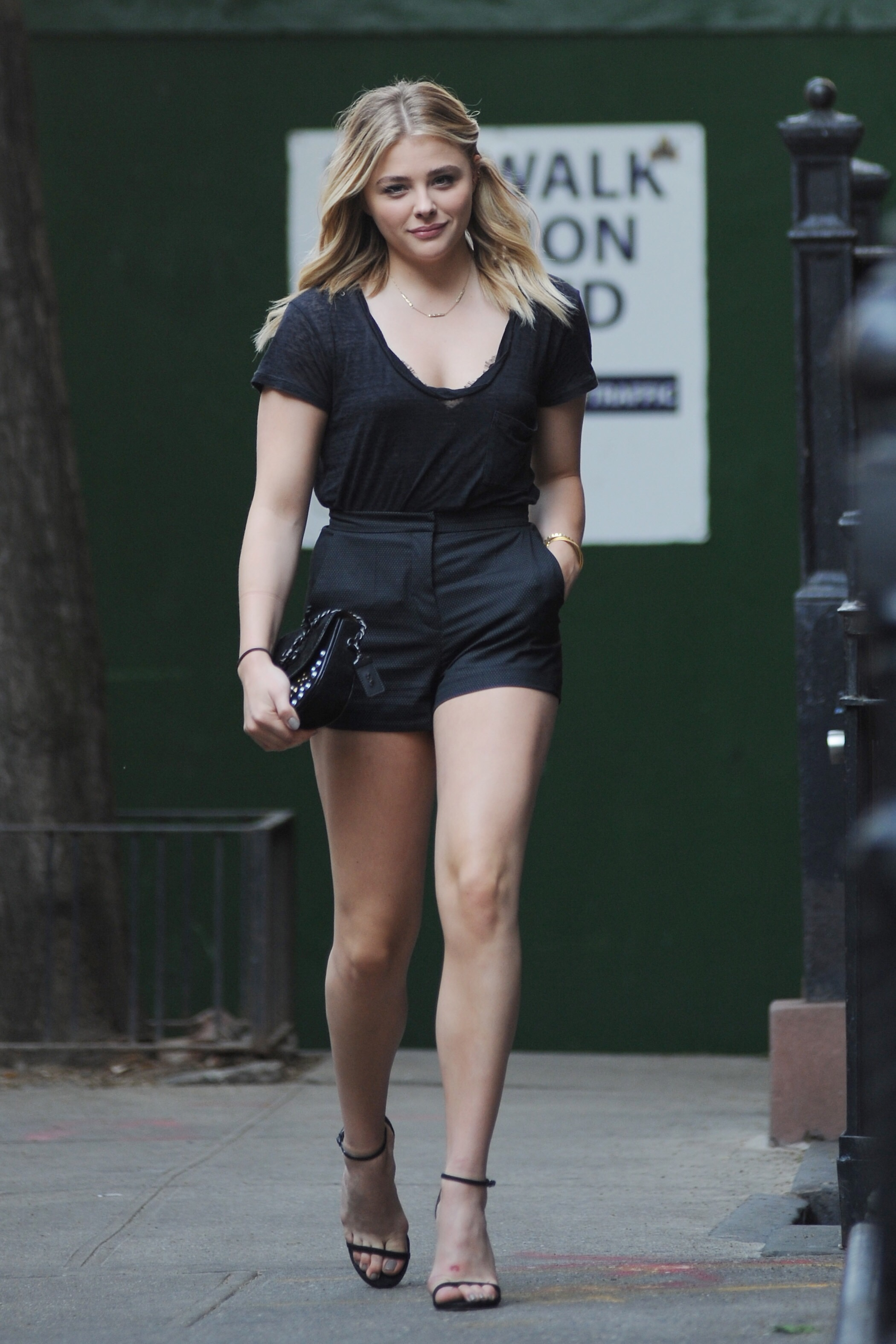 Chlo Grace Moretz  Only In High Heels-8798