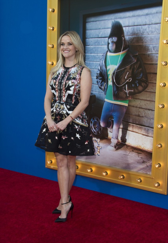 reese witherspoon for sing