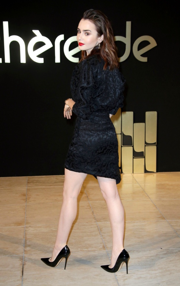 Lily Collinss Feet ltlt wikiFeet