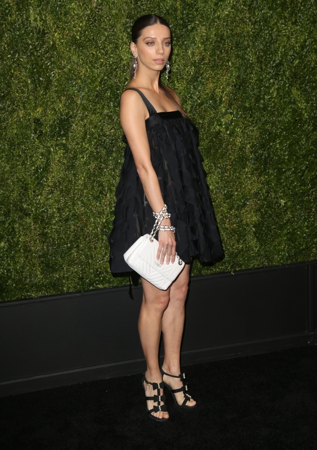 Celebrities at at Chanel's annual Tribeca Film Festival Artists Dinner